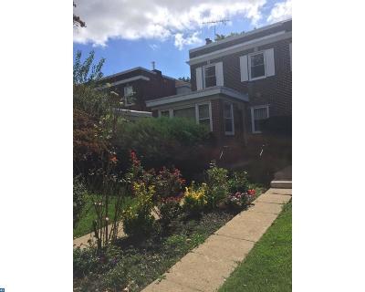 Philadelphia Single Family Home ACTIVE: 1112 Pratt Street