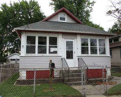 Gloucester City Single Family Home ACTIVE: 11 S Harley Avenue