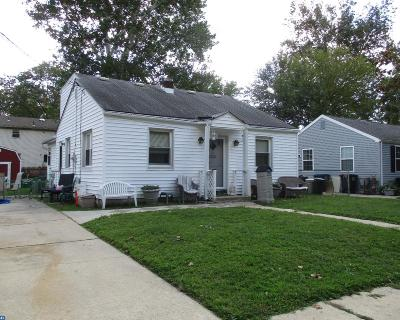 Lindenwold Single Family Home ACTIVE: 66 Carver Avenue