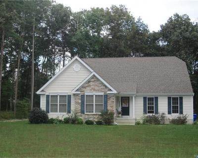 Milton Single Family Home ACTIVE: 18109 White Oak Drive