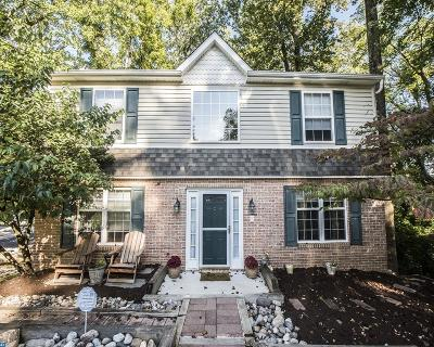 Newtown Square Single Family Home ACTIVE: 55 Northwood Road