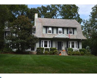 Swarthmore Single Family Home ACTIVE: 115 Ogden Avenue