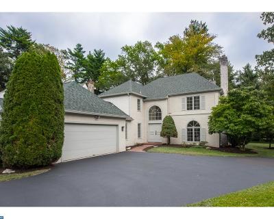 Villanova Single Family Home ACTIVE: 239 Trianon Lane