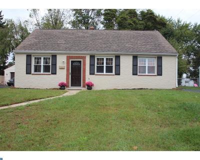 Bustleton Single Family Home ACTIVE: 1107 Bloomdale Road