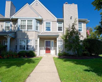 Cinnaminson Condo/Townhouse ACTIVE: 104 Sweetwater Drive