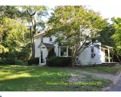 Lumberton Single Family Home ACTIVE: 568 Eayrestown Road