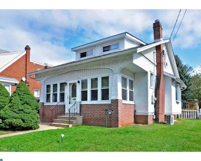 Philadelphia Single Family Home ACTIVE: 7727 Verree Road