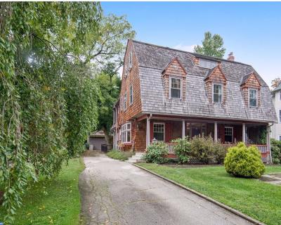 Swarthmore Single Family Home ACTIVE: 412 Chester Road