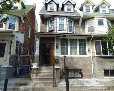 Philadelphia Single Family Home ACTIVE: 4933 Chancellor Street