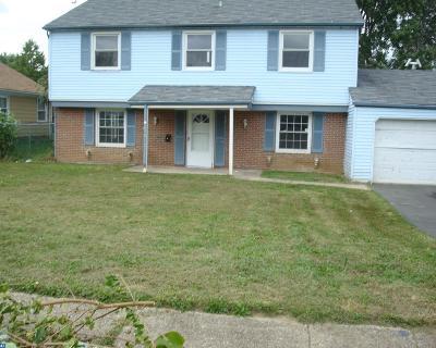 Willingboro Single Family Home ACTIVE: 33 Pebble Lane