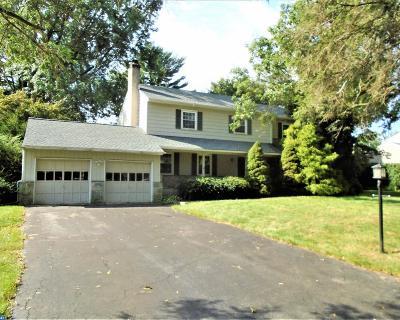 DE-New Castle County Single Family Home ACTIVE: 128 Oldbury Drive