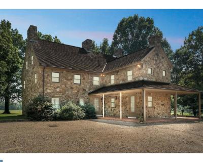 Elverson Single Family Home ACTIVE: 4049 Conestoga Road