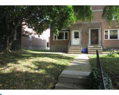 Philadelphia Single Family Home ACTIVE: 837 Longshore Avenue