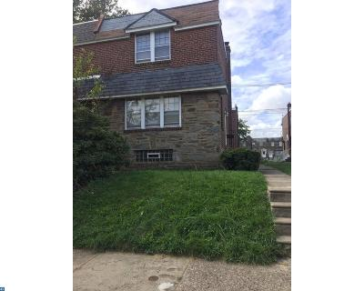 Philadelphia Single Family Home ACTIVE: 1204 McKinley Street