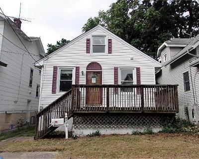 Pennsauken Single Family Home ACTIVE: 4771 West End Avenue