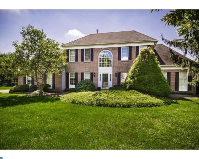 West Windsor Single Family Home ACTIVE: 6 Oakwood Way
