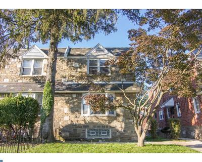 Philadelphia Single Family Home ACTIVE: 8010 Thouron Avenue