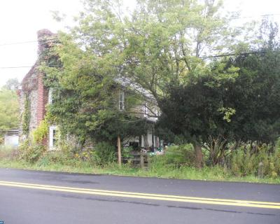 PA-Bucks County Residential Lots & Land ACTIVE: 949 Richlandtown Road