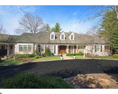 Villanova Single Family Home ACTIVE: 904 Newtown Road