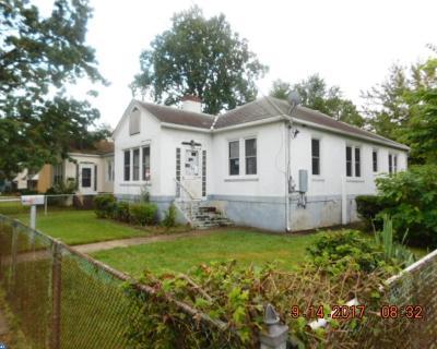 Pennsauken Single Family Home ACTIVE: 1629 42nd Street