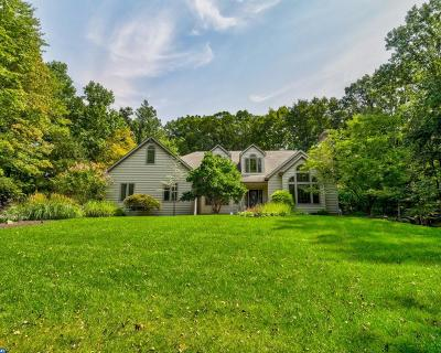 PA-Bucks County Single Family Home ACTIVE: 6410 Old Carversville Road