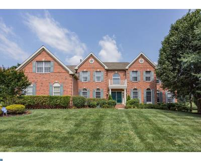 Moorestown Single Family Home ACTIVE: 4 Turnberry Court