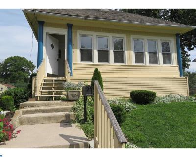 Mount Ephraim Single Family Home ACTIVE: 218 Northmont Avenue