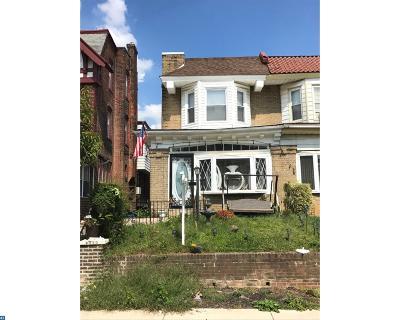 Philadelphia Single Family Home ACTIVE: 6033 Carpenter Street