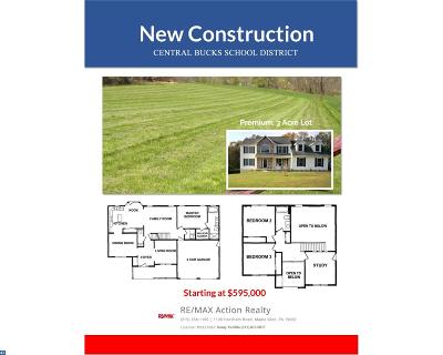 PA-Bucks County Single Family Home ACTIVE: 000-1 Upper Stump Road