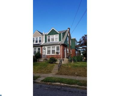 Philadelphia Single Family Home ACTIVE: 6838 Oakley Street