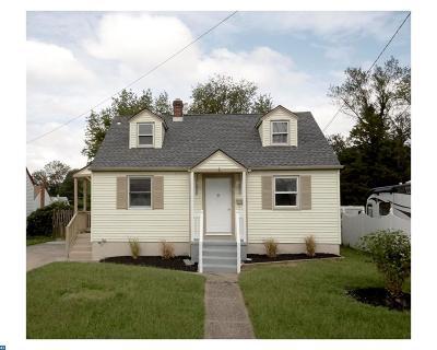 Bellmawr Single Family Home ACTIVE: 130 Union Avenue