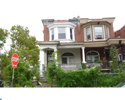 Philadelphia Single Family Home ACTIVE: 5300 Catharine Street