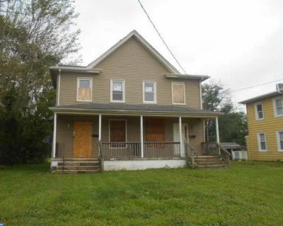 Glassboro Multi Family Home ACTIVE: 205-207 S Academy Street