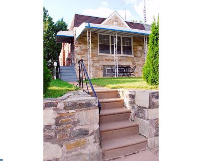 Philadelphia PA Single Family Home ACTIVE: $219,000