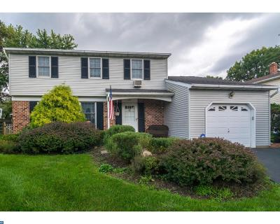 Chalfont PA Single Family Home ACTIVE: $315,000