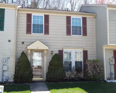 Evesham Twp Condo/Townhouse ACTIVE: 41 Waterview Court
