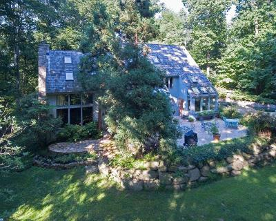 Upper Makefield Single Family Home ACTIVE: 9 Jericho Mountain Road
