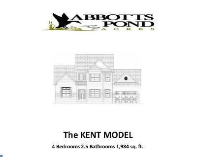 Greenwood Single Family Home ACTIVE: Kent McEwen Drive