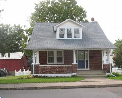 Perkasie PA Single Family Home ACTIVE: $179,900