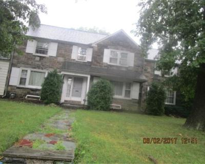 Springfield, Upper Darby Single Family Home ACTIVE: 1211 Ormond Avenue