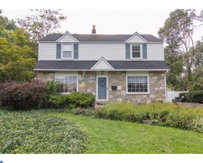 Warminster PA Single Family Home ACTIVE: $350,000