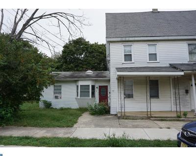 Glassboro Single Family Home ACTIVE: 115 Wilmer Street