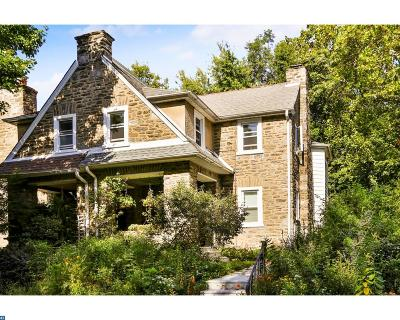 Philadelphia Single Family Home ACTIVE: 321 Glen Echo Road