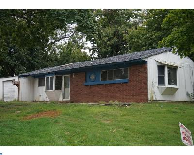 Levittown PA Single Family Home ACTIVE: $134,900