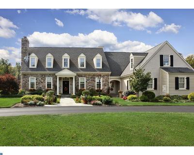 Doylestown PA Single Family Home ACTIVE: $1,285,000