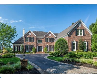 Moorestown Single Family Home ACTIVE: 8 Baltusrol Terrace