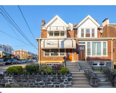 Philadelphia Single Family Home ACTIVE: 4077 Manayunk Avenue