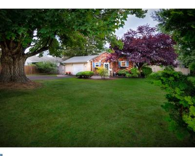 Fairless Hills PA Single Family Home ACTIVE: $269,000