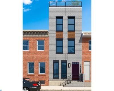 Philadelphia PA Condo/Townhouse ACTIVE: $849,000