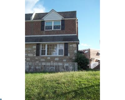 Philadelphia Single Family Home ACTIVE: 7537 Battersby Street